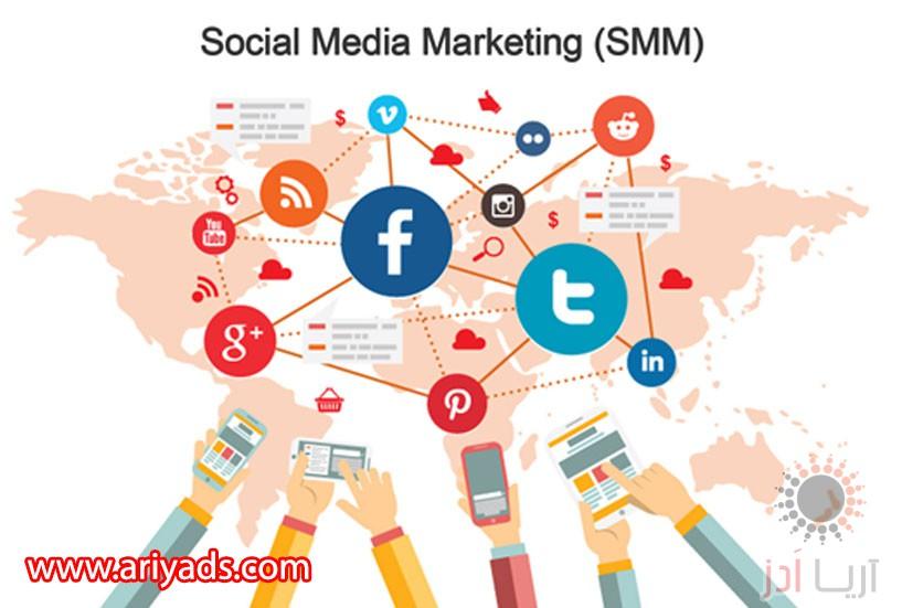 تصویر شماره قوانین طلایی بازاریابی شبکه های اجتماعی
