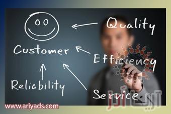 نکات مهم سرویس دهی به مشتری